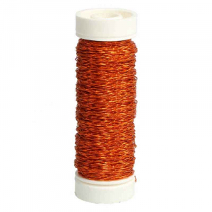 Bouillontråd, Orange. 25g