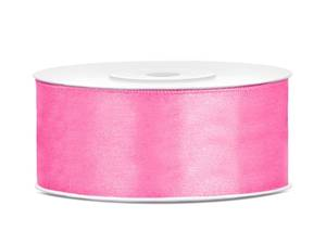 Satinband, Rosa, 25 mm ( 25 meter )