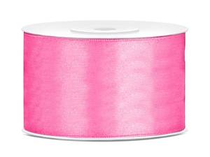 Satinband, Rosa, 38 mm ( 25 meter )