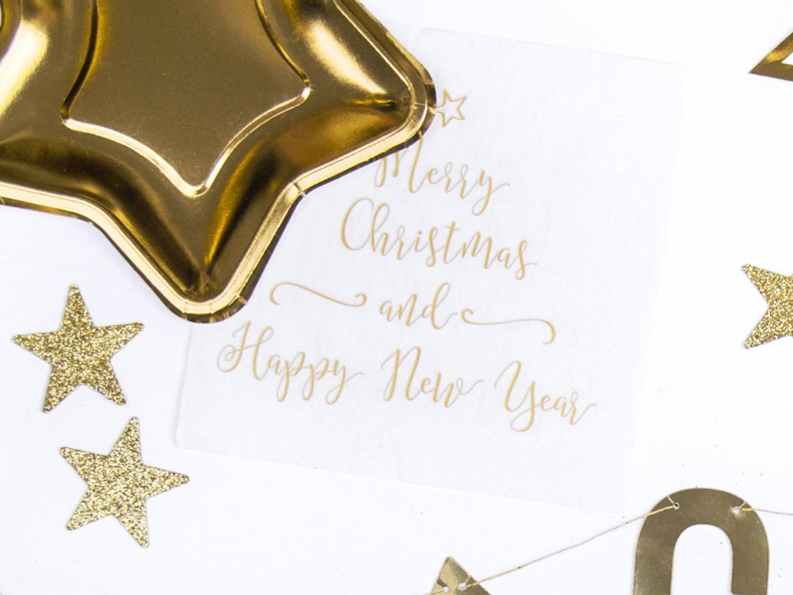 Servetter till jul och nyår