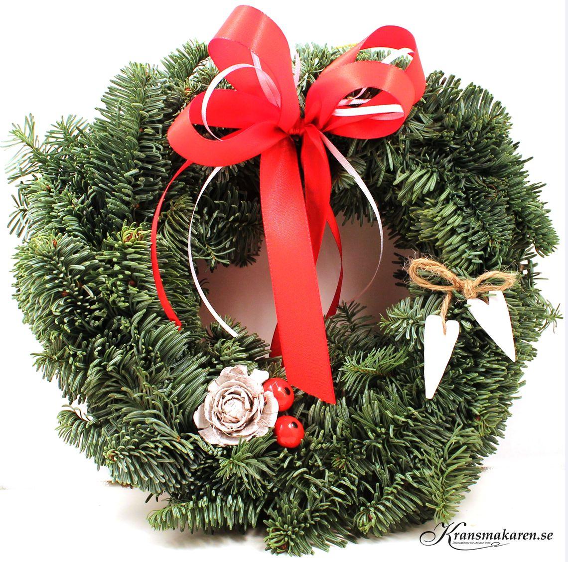 Dörrkrans till jul